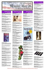 May 2014 Calendar of Events (page 2) (Manatee County Public Library) Tags: county library libraries manatee govt manateecounty manateecountypubliclibrary manateecountypubliclibrarysystem manateelibrary manateecountylibrary librarycalendar mcpls manateecountygovernment wwwmymanateeorg