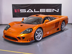 Saleen S7 Twin Turbo, $ 555 000