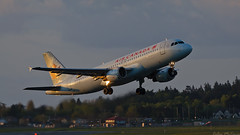 Air Canada Airbus A320 (C McCann) Tags: canada airport bc britishcolumbia aircraft aviation north n victoria canadian vancouverisland international airline airbus aca fin sidney airliner airliners 190 a320 saanich 216 aircanada cyyj yyj aca190 cftjr