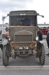 1915 Daimler Y Type 3 ton HK7141 Ronald Harris (Richard.Crockett 64) Tags: truck sussex lorry worldwarone ww1 britisharmy daimler crawley 2014 militaryvehicle thegreatwar 3ton subsidy hcvs historiccommercialvehiclesociety ytype londontobrightonrun broadfieldstadium generalservice hk7141