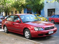 Subaru Legacy 2.0 GE 2001 (RL GNZLZ) Tags: 4wd subaru legacy awd carspotting subarulegacy legacyge