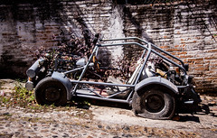 Broken Down Buggy in Puerto Vallarta, Me by ChrisGoldNY, on Flickr