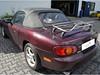Mazda MX5 PVC Original-Verdeck Schrumpfung