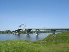 ChamplainBridgeFromCrownPT_NY_20120526 (Niranjan Arminius) Tags: champlainbridge newyorkbridges lakechamplainbridge
