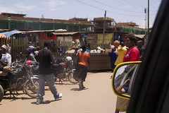 Street view Kampala