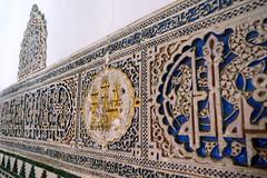 Seville (Mal B) Tags: de sevilla spain seville alhambra granada | alczar