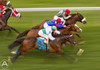 """Turf race • <a style=""""font-size:0.8em;"""" href=""""http://www.flickr.com/photos/47141623@N05/14027969527/"""" target=""""_blank"""">View on Flickr</a>"""