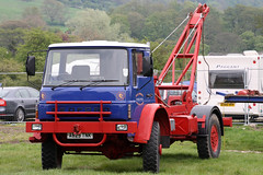 Bedford MJP Dave Lawrence A829TNK (NTG's pictures) Tags: dave spectacular bedford lawrence derbyshire bakewell showground mjp a829tnk