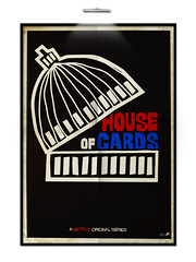 House of Cards - Saul Bass (Federico Mauro) Tags: italy cinema vintage movie poster design artwork italian bass minimal movies saul minimalist artdirection tvshows federicomauro federicomaurocom fedmauro
