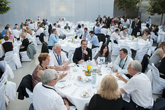 Guests at the Gala Dinner
