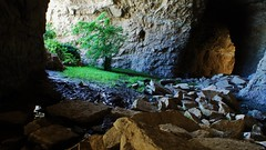 DSC04356 (coreylucasphoto) Tags: wild nature rock rocks adventure explore caves cave