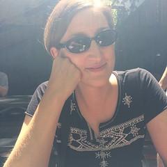 Jessica in the sunshine