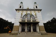 Steinhof Church Vienna (amacikunas photography) Tags: vienna wien church steinhof