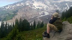 Mount Rainier 2013 (SimonPo) Tags: camping hiking mountrainier rainier mountain