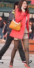 2014649575635525 (Steven pan 8) Tags: girls sexy girl beautiful beauty asian pretty legs skirt hotgirls pantyhose asiangirl hotgirl chinesegirl asianbeauty