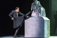 Christopher Wheeldon, Joby Talbot and Edward Watson honoured at awards in Moscow