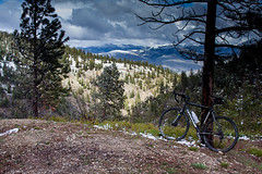 Afternoon in the Canyon (John Sieber) Tags: bike bicycle montana cannodale caadx montanamoment
