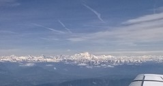 The French Alps, Chamonix and Mont Blanc from 22000ft GVA-AMS 040614 (kitmasterbloke) Tags: alps schweiz switzerland geneva geneve aerial montblanc lakegeneva suiss