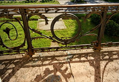 Decayed mansion, Vl (elinor04 thanks for 25,000,000+ views!) Tags: county building architecture iron hungary decay balcony wroughtiron style architect mansion ironwork decayed rococo ornamentation zopf 1780 megye vl fejr rmnyi kasselikfidl