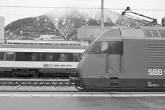 briga #55 (train_spotting) Tags: sbb wallis brig valais briga sbbcffffs pfander re4600813