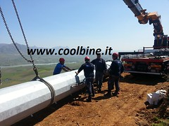 2 Gaia Wind 133 10kW turbina minieolico azienda agricola Coolbine
