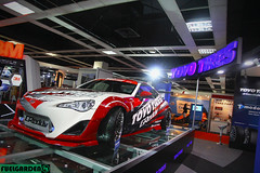 Toyo Tires GReddy Toyota GT86 / Scion FR-S (fuelgarden) Tags: show international malaysia motor kuala kualalumpur lumpur carphotography carculture automotivephotography 2013