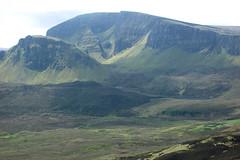 Bioda Buidhe from Brogaig, Staffin (Troonafish) Tags: mountain mountains skye landscape scotland rocks isleofskye innerhebrides farming cliffs geology basalt pinnacles pinnacle biodabuidhe gavtroon gavintroon