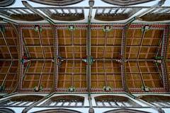 Wells St. Cuthbert's Church (Roel Wijnants) Tags: church wandelen traditional wells norman 15th kerk anglican engeland 1963 plafond geloof restauratie religie roel1943 roelwijnants stcuthbert'schurch mooidenhaag roelwijnantsfotografie wandelvondsten