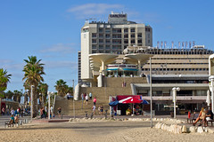 Israel 2014 (ATPhotoPub) Tags: travel tourism beach israel mediterranean tel aviv holy land