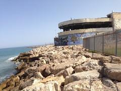 IMG_9322 (maa) Tags: park graffiti israel telaviv dolphin ruine mai 2014 mittelmeer israelreise charlescloregarden kkljnf fruhjahr2014