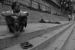 IMG_4896 (alan0410photography) Tags: street people woman india colors kids canon children religious women child candid indian father religion mother culture human varanasi tradition emotions kashi ascetic alleys lanes ghats banaras benaras brahmin saadhu kaashi canon600d