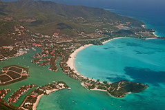 #78 Dare to Dream 114 pictures in 2014 (brazier305) Tags: sea holiday islands coast marine aviation stjohns antigua 777 carribeaan