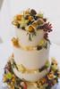 Jo & Veneet Cake-6 (A Cherry On Top Scotland) Tags: wedding yellow cake fruit scotland cupcakes starfish fife cream ivory strawberries rosemary blueberries stacked freshfruit burntisland cherryontop capegooseberries clairesara acherryontopscotland