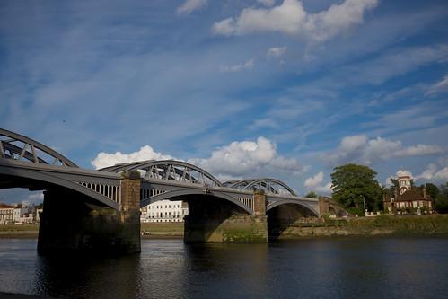 Barnes Railway Bridge 2 ©  Still ePsiLoN