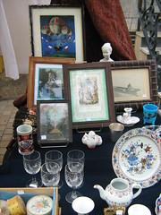 Bric a brac French style (stevieboy56) Tags: france market antiques brocante brac vide grenier bric videgrenier