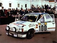 Rallye Monte Carlo 1992 - Siegerehrung (M
