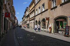 Warsaw New Town (pasa47) Tags: city vacation june europe poland warsaw easterneurope warszawa pl 2014 masovianvoivodeship