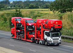 KX12 ELU. (curly42) Tags: transport lorry hgv roadhaulage scaniap420 kx12elu
