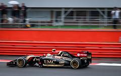 F1 - Lotus - Pastor Maldonado (Jaffa The Cake) Tags: lotus f1 silverstone formulaone pastor maldonado 2014