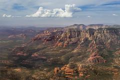 Sedona (Eric Gofreed) Tags: arizona ngc sedona npc aerialphotography lambada