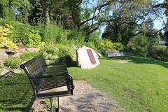 HBM (davebloggs007) Tags: park calgary rock garden senator july burns kensington 2014