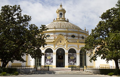 Casino de la Exposicion (San Diego Shooter) Tags: longexposure architecture sevilla spain europe seville elcasino casinodelaexposicion nathanrupertspain2014nobull nathanrupert2014spainwithbull sevillanightphotography