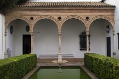 Sevilla (vanto5 (Antonio Vaccarini)) Tags: espaa water architecture sevilla spain seville unescoworldheritage spagna realalczar siviglia canonef24105mmf4lisusm canoneos7d