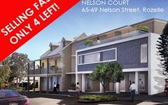 9/65-69 Nelson Street, Rozelle NSW
