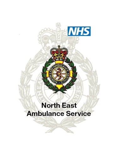 North East Ambulance Service Cover Page b.