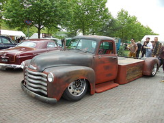 Chevrolet Series Advanced Design Truck Rat Rod (Zappadong) Tags: auto hot classic chevrolet car truck design rat automobile voiture coche classics rod oldtimer series oldie carshow zeche ewald advanced kustom 2014 youngtimer automobil herten kulture oldtimertreffen zappadong