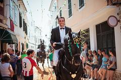 _MG_4670 (Joan Fux) Tags: summer horses fun festivals fiestas menorca festes estiu jaleo 2014 cavalls santmart mercadal xalar