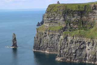 The Cliffs of Moher. (Explore 29/06/2014)