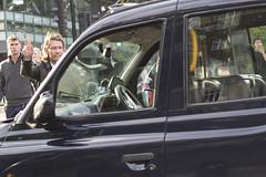 Hail (Michael Goldrei (microsketch)) Tags: street black london june hail st photography photo photographer ride photos cab taxi 14 2014 hailing