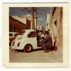 FIAT 500F 1965, Preparazione ADAMO-Trapani (OLDLENS24) Tags: italy italia sicily italie sicilia sicile